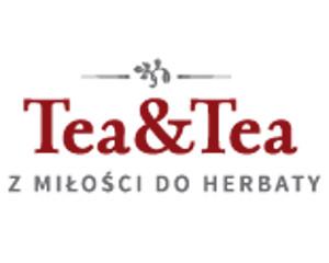 Logo Tea&Tea Królestwo Herbaty