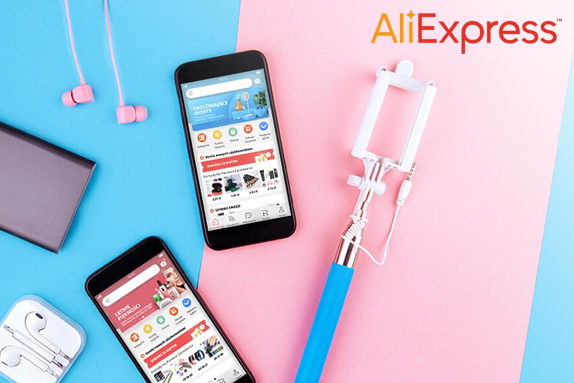 Do -20$ na produkty AliExpress w Superszybkiej dostawie