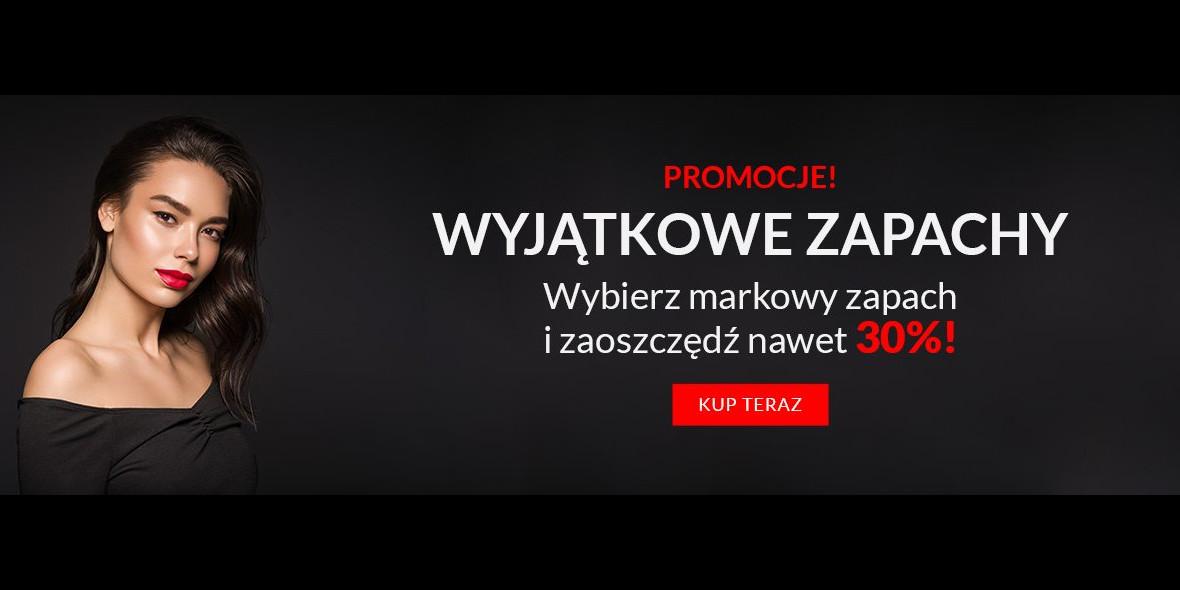 Perfumesco.pl: Do -30% na wybrane perfumy 23.07.2020