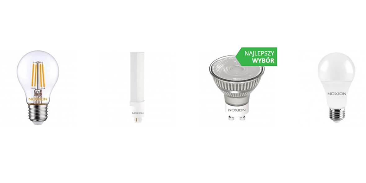 na żarówki LED firmy Noxion