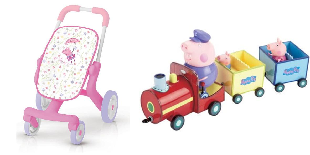 Zabawki ze Świnką Peppą