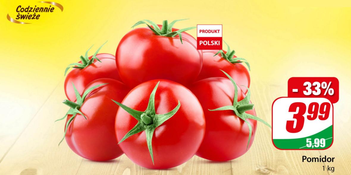 Dino: -33% na pomidory