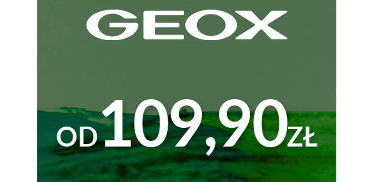 za obuwie Geox