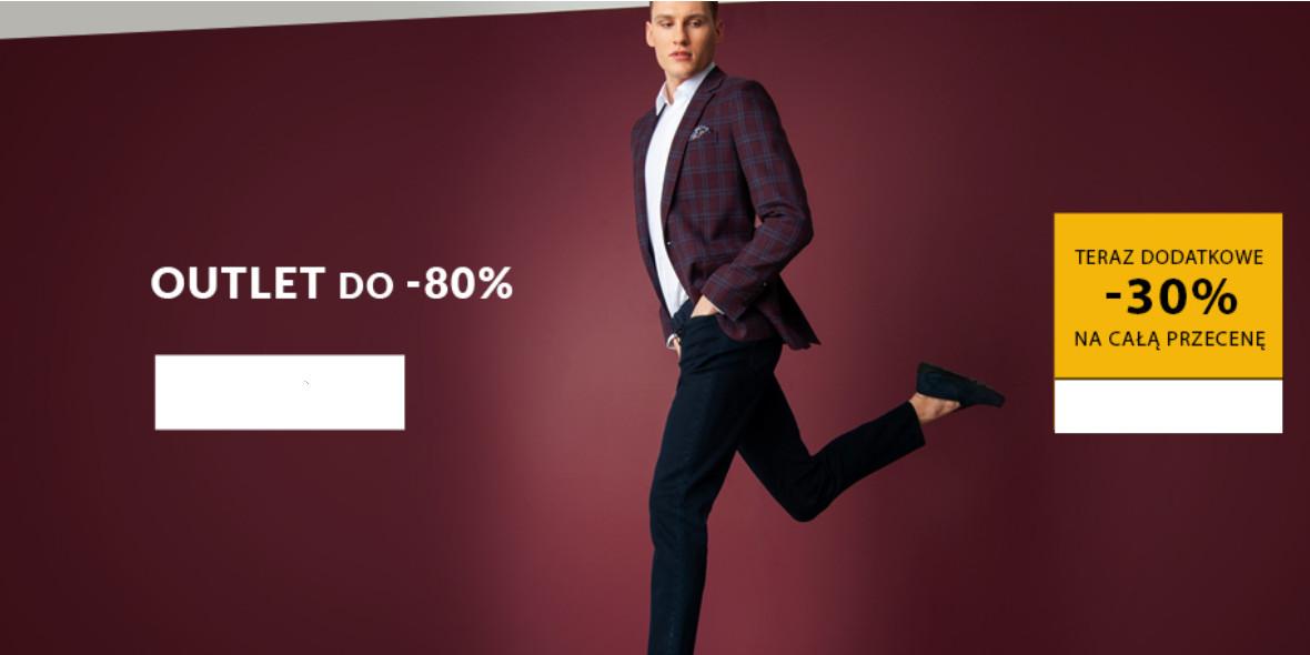 Recman: Do -80% i -30% ekstra z kodem