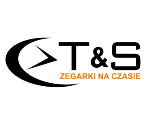 Logo T&S Zegarki na czasie