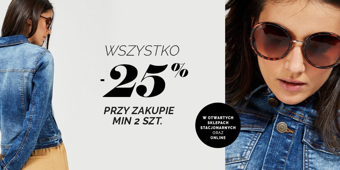moodo.pl: -25% na wszystko 28.04.2021