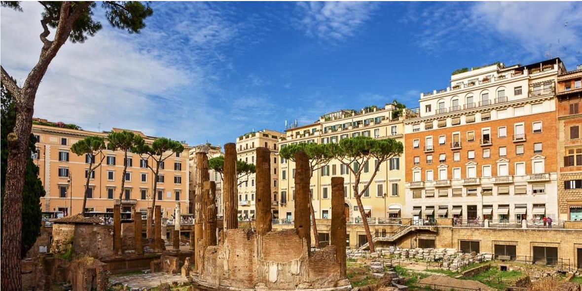 na pobyt w Residenza Borghese w Rzymie (Włochy)