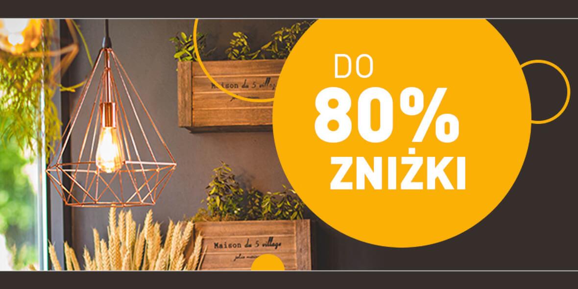 Lampyiswiatlo.pl: Do -80% na Wiosennej wyprzedaży 01.03.2021