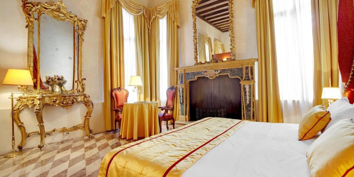 na pobyt w Hotelu Donà Palace, Wenecja