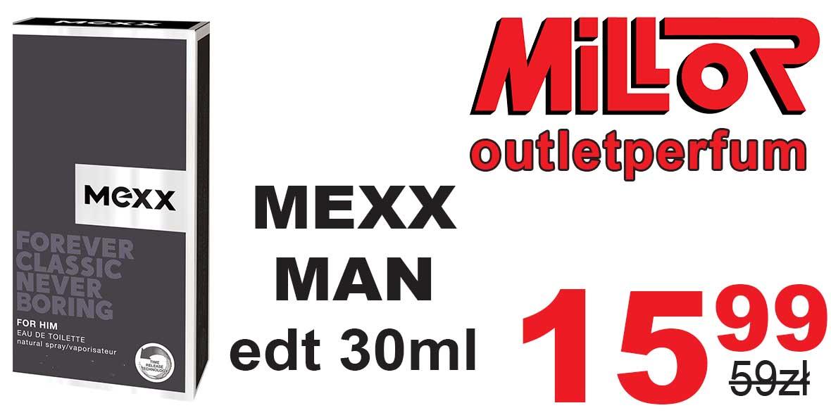 za Mexx Man - Forever Classic Never Boring