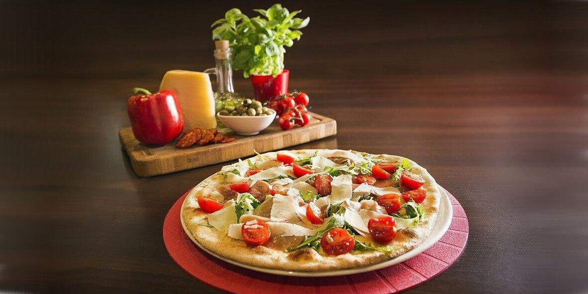 Pizzeria il Basilico: Gratis dzbanek lemoniady