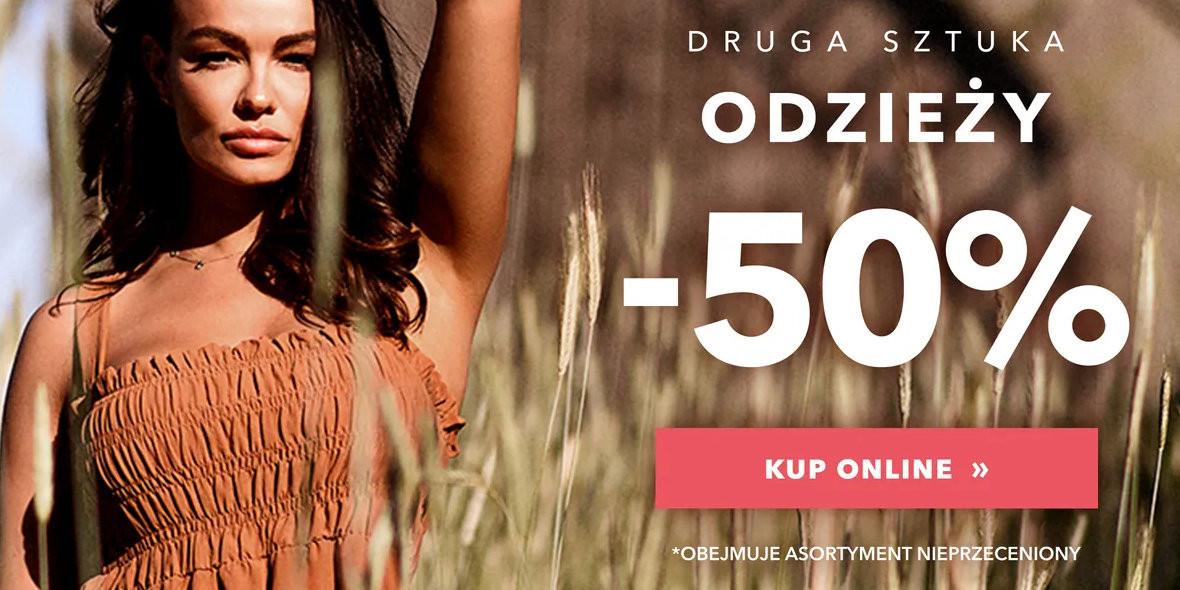 Gatta: -50% na drugą sztukę odzieży w Gatta 21.09.2021