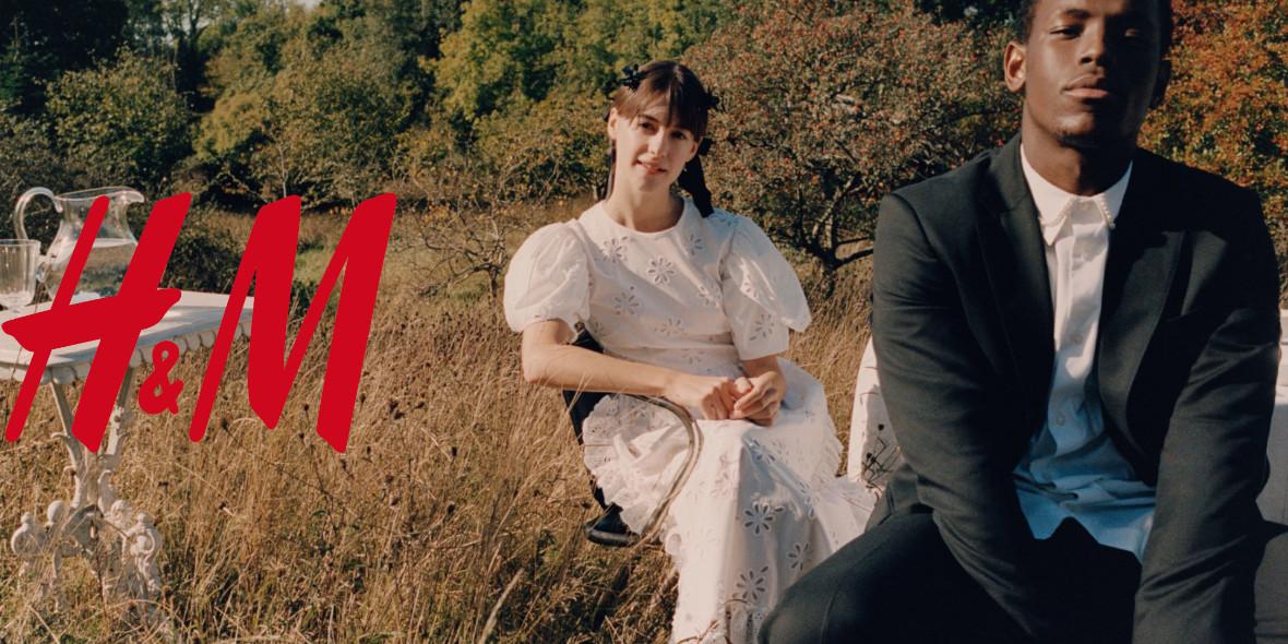 H&M:  Kolekcja Specjalna Simone Rocha 12.04.2021