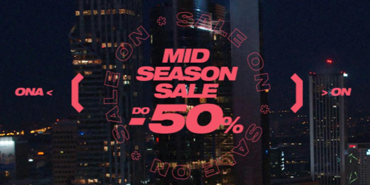 Cropp:  Do -50% na Mid Season Sale 25.10.2021