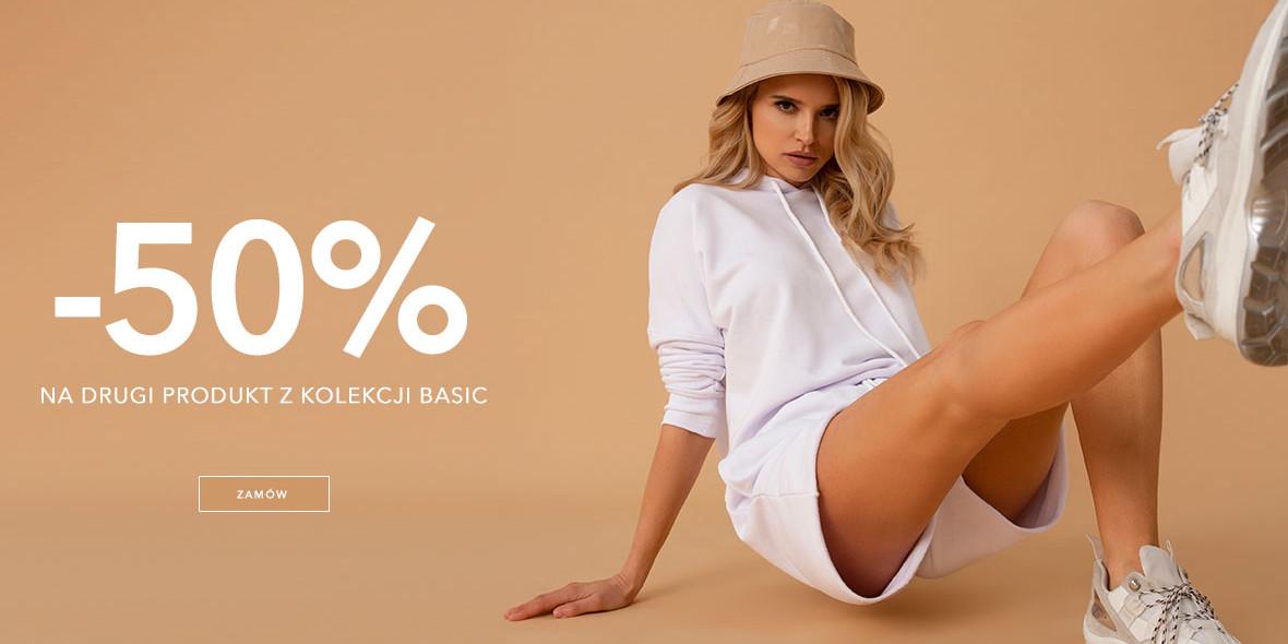 Butik I like!:  -50% na drugi produkt z kolekcji Basic 01.01.0001