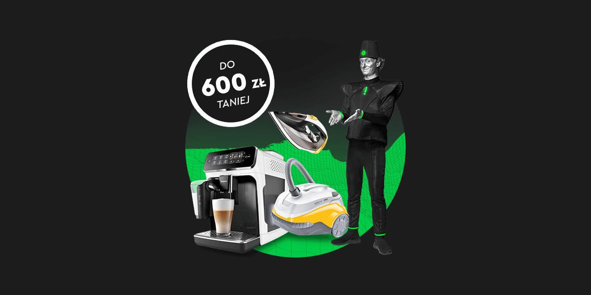 OleOle!:  Do -600 zł na małe AGD 07.05.2021