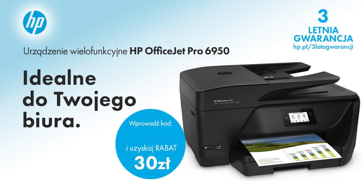 na urządzenie wielofunkcyjne HP OfficeJet