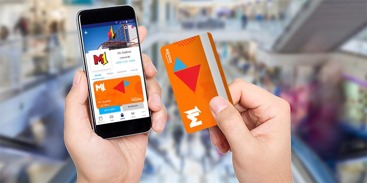 M1 Centrum Handlowe Radom: Karta Stałego Klienta