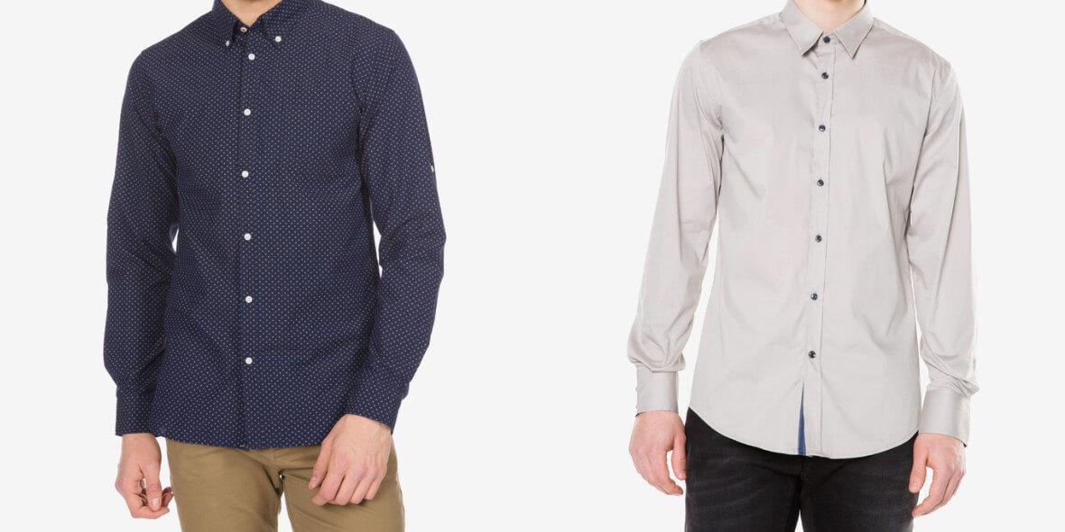 na koszule męskie