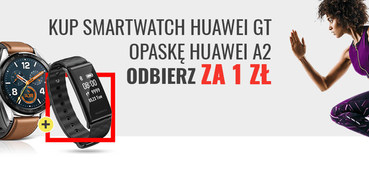 za opaskę Huawei A2
