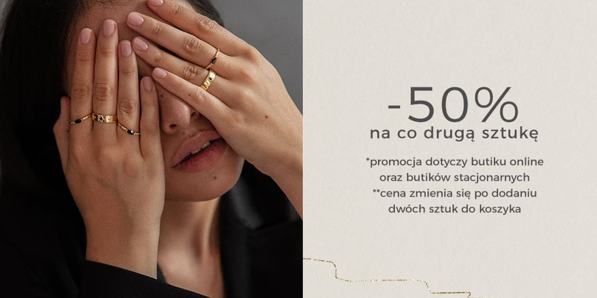 Ania Kruk: -50% na drugą sztukę 29.10.2020