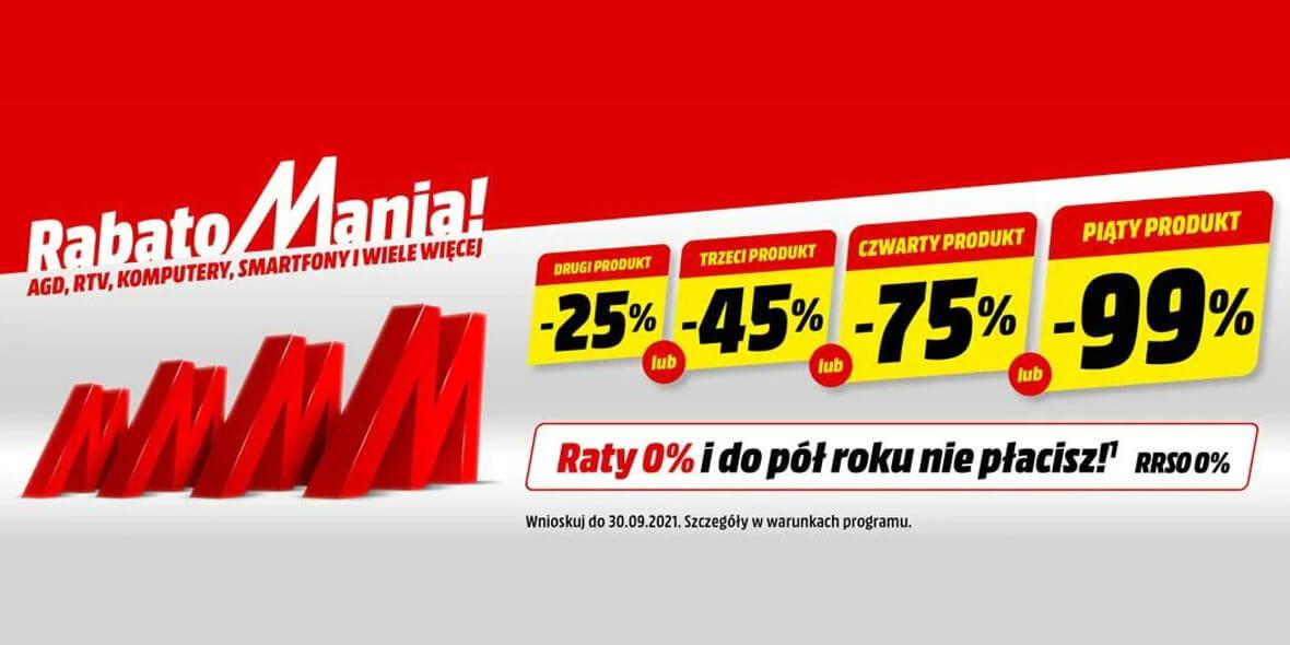 Media Markt: Do -99% na wybrane produkty 12.09.2021