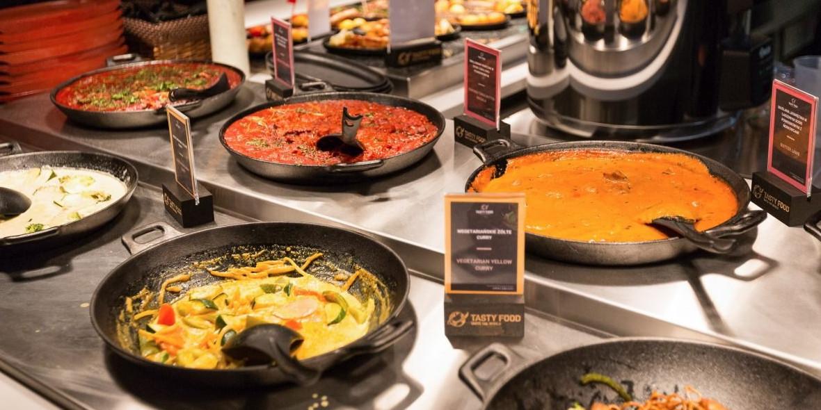 Tasty Food: -10% na całe menu 21.05.2020