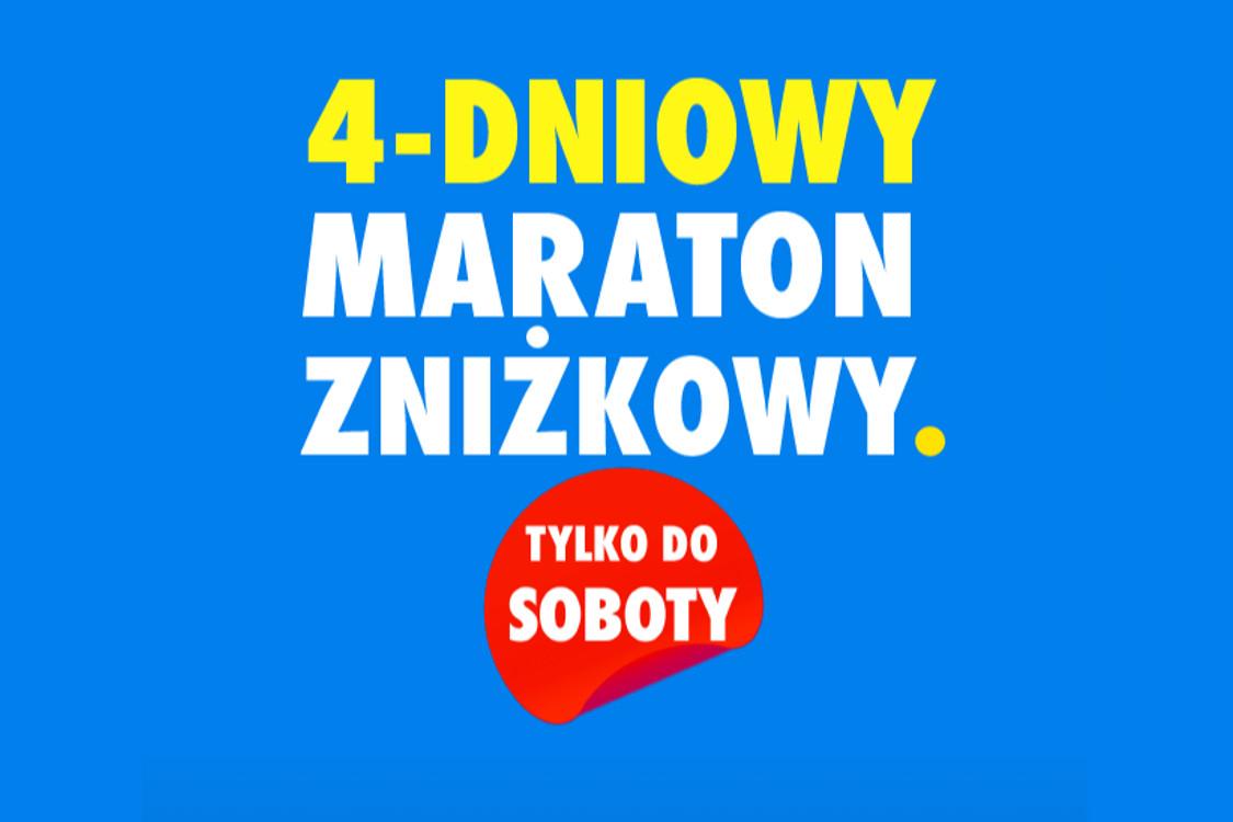 4-dniowy maraton zniżkowy
