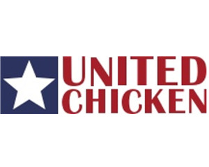 Logo United Chicken