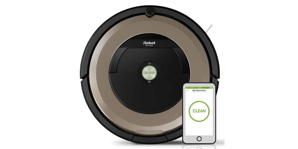 za iRobot Roomba 891