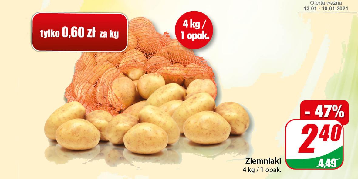 Dino: -47% na ziemniaki 01.01.0001