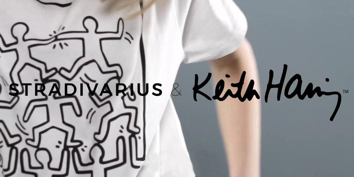 Stradivarius & Keith Haring