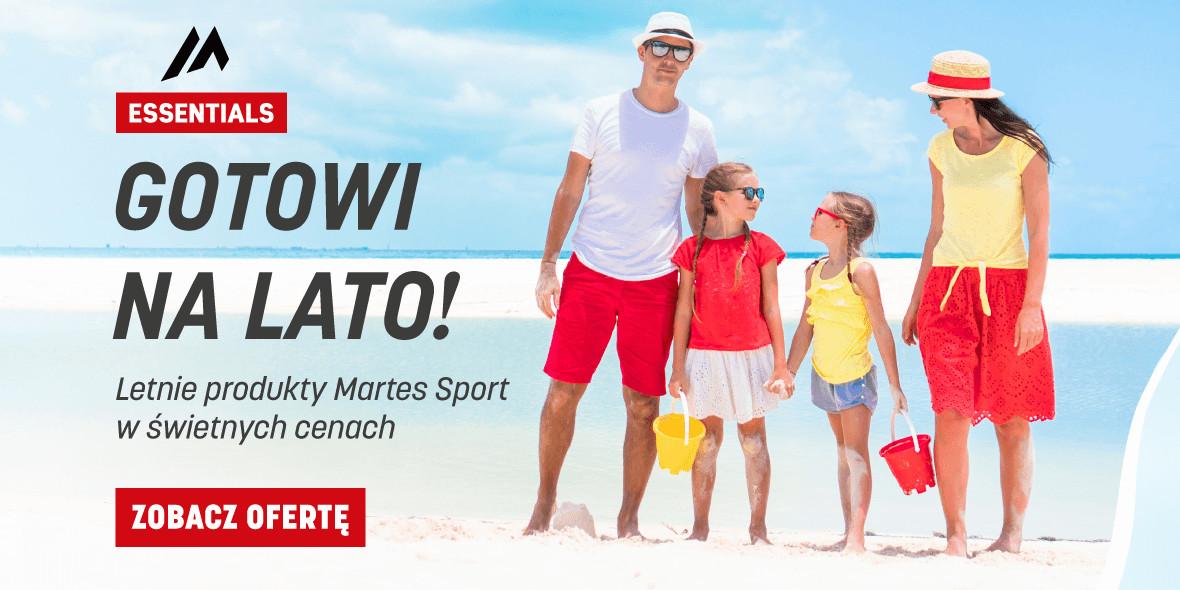 Martes Sport: Od 6,99 zł za niezbędnik plażowy