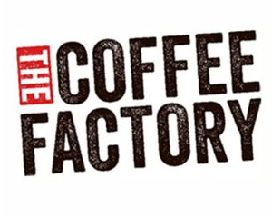 Logo The coffee factory