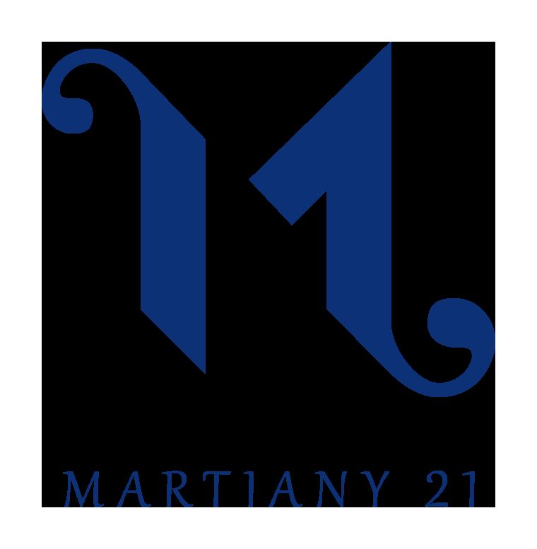 Logo Martiany 21