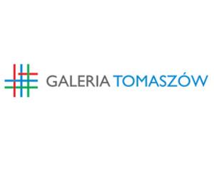 Logo Galeria Tomaszów