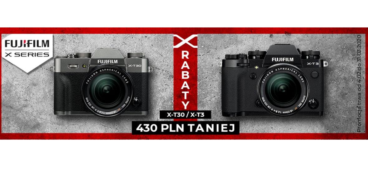 za wybrane aparaty FujiFilm