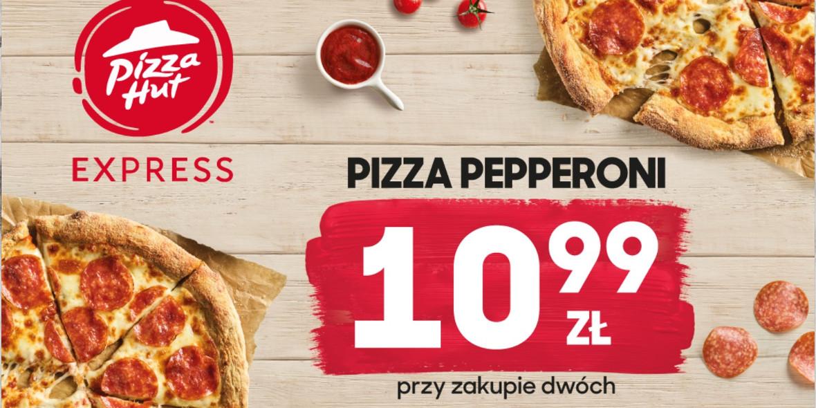 za Pizzę Pepperoni