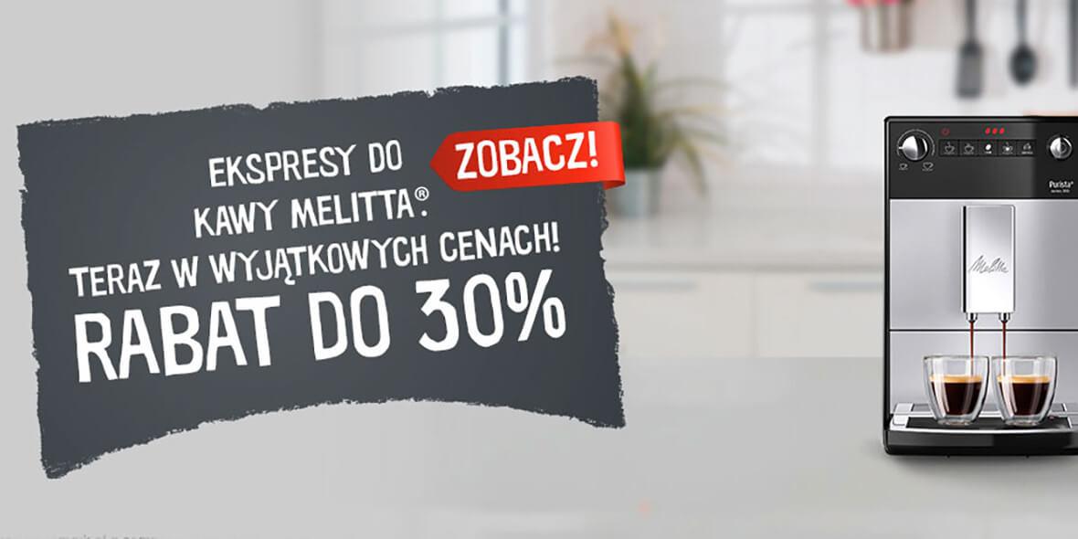 Konesso:  Do -30% zniżki na ekspresy do kawy 01.04.2021