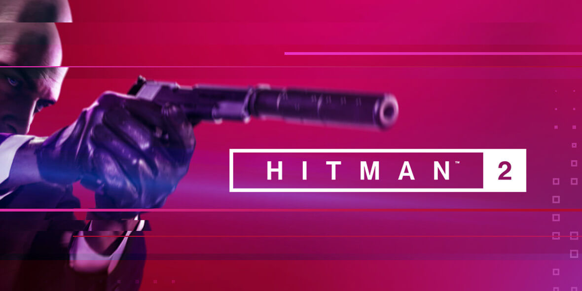 na grę HITMAN 2