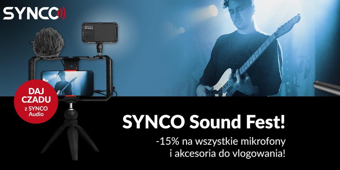 FotoForma:  -15% na mikrofony i akcesoria 15.10.2021