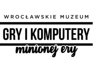 Logo Muzeum Gier i Komputerów