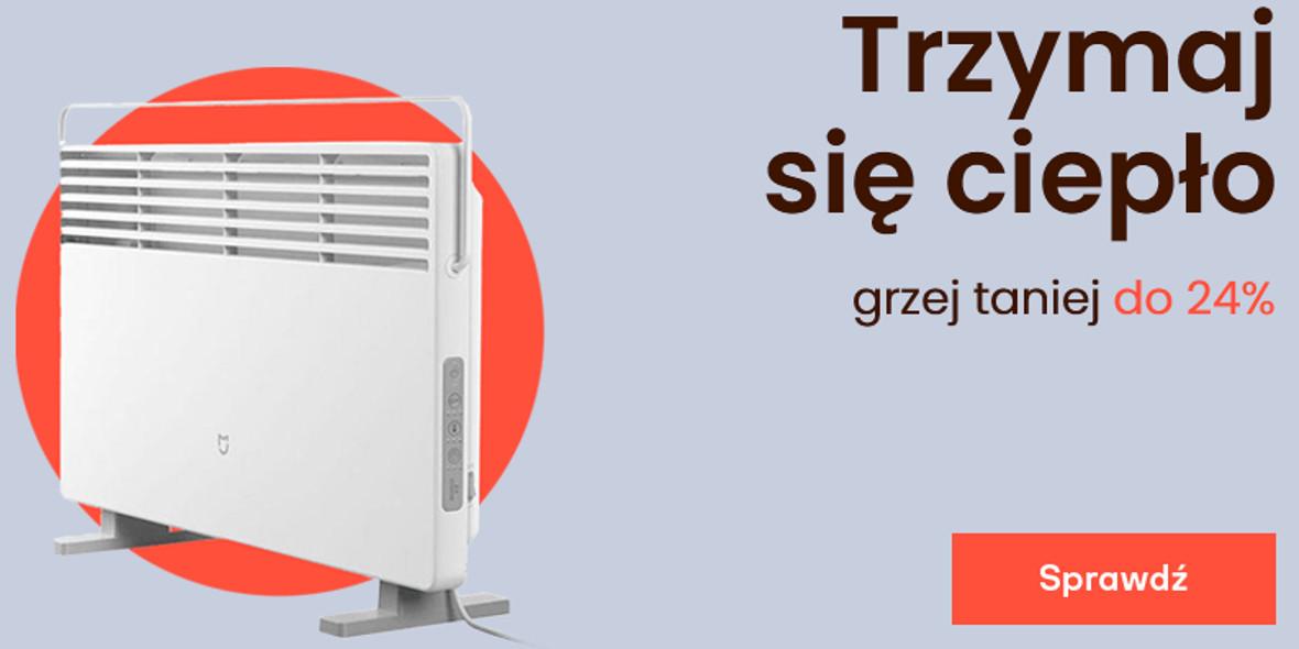 morele.net: Kod: do -24% na grzejniki i termowentylatory 11.10.2021