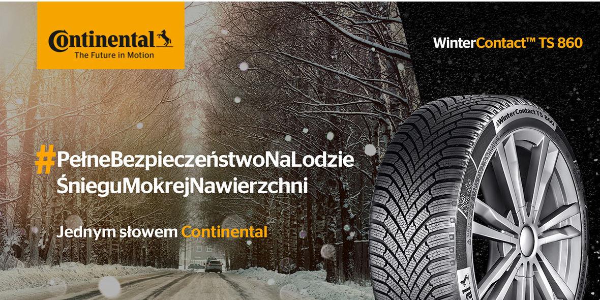 Zimowe Opony Continental