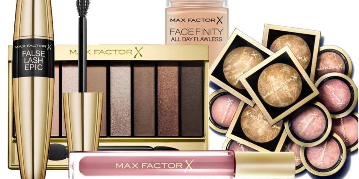 Millor: -40% na marki L'Oréal, MaxFactor, Maybelline