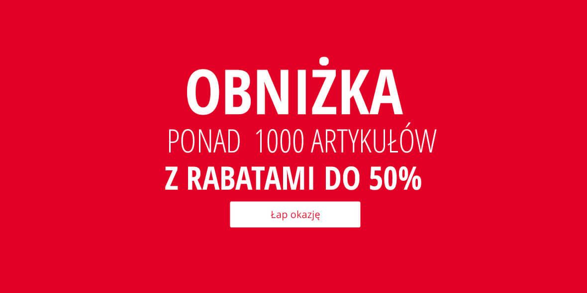 Ulla Popken: Do -50% na ponad 1000 artykułów 01.03.2021