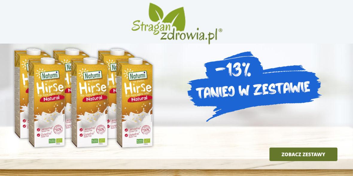 Stragan Zdrowia: Do -13% na produkty w zestawie