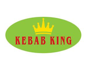 Logo Kebab King