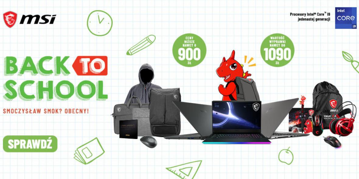 Zadowolenie.pl: Do -900 zł za produkty dla ucznia