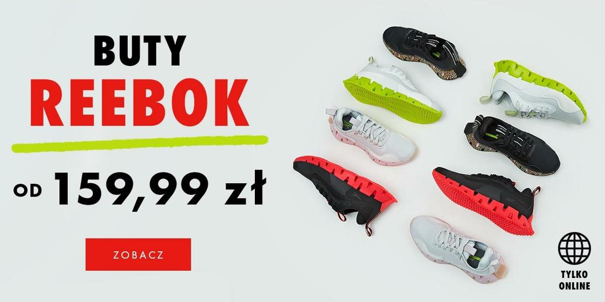 50 style:  Od 159,99 zł za buty Reebok 26.09.2021